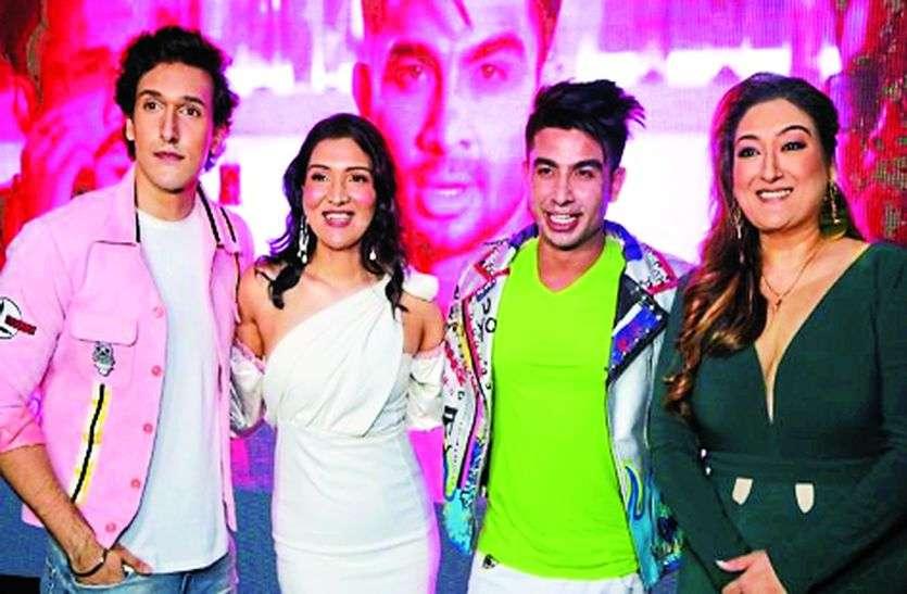गोविंदा की बेटी टीना आहूजा के साथ रिलीज हुआ शहर के अनवारुल का नया गाना 'लक्क शेक