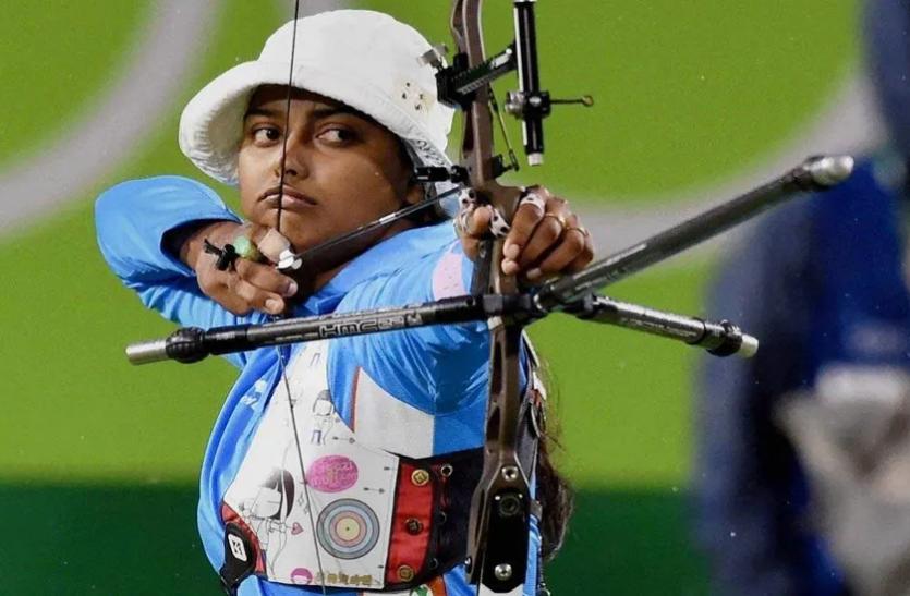 Tokyo Olympics 2020: शुरू हुए टोक्यो ओलंपिक: भारतीय तीरंदाज दीपिका रैंकिंग राउंड में 9वेें नंबर पर, कोरिया की तीरंदाज ने बनाया ओलंपिक रिकॉर्ड
