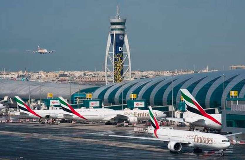 दुबई इंटरनेशनल एयरपोर्ट पर दो यात्री विमान भिड़े, बड़ा हादसा टला