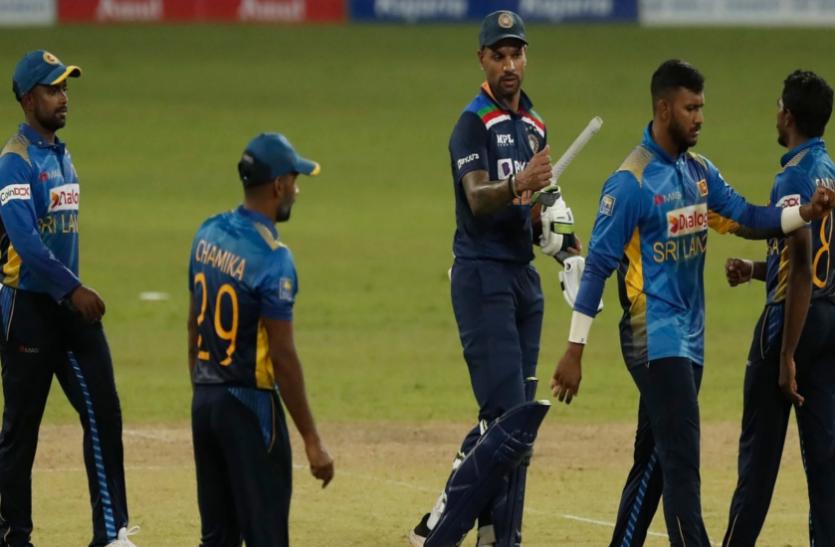 IND vs SL 3rd ODI: श्रीलंका ने तीसरा वनडे 3 विकेट से जीतकर बचाई लाज