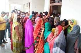 कोविड-19 टीकाकरण, ग्रामीण क्षेत्र में जबरजस्त उत्साह, 72 केंद्रों में 13 हजार से ज्यादा वैक्सीनेशन