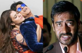 जब काजोल से पूछा गया,'अजय से नहीं मिलतीं, तो शाहरुख से करतीं शादी?, एक्ट्रेस ने दिया ये जवाब