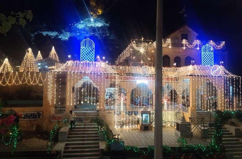 शिवाड़ घुश्मेश्वर मंदिर में सावन महोत्सव का आगाज कल से