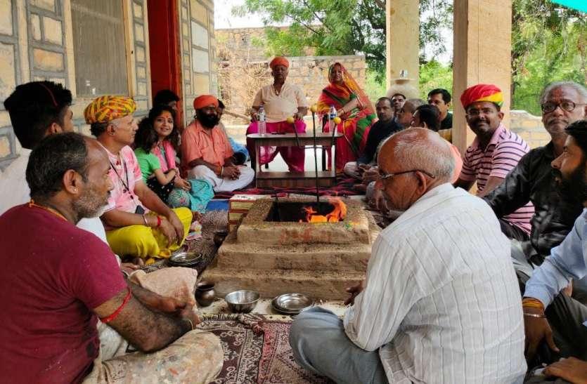 धूमधाम से मनाया कृष्ण जन्म भूमि निर्माण न्यास की वर्षगांठ का उत्सव