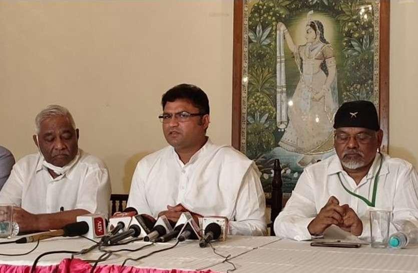 अशोक तंवर बोले, कांग्रेस में ही हैं भाजपा के कई एजेंट