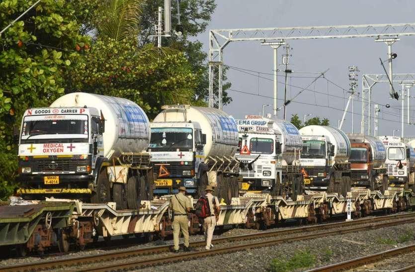 Indian Railways To Deliver 200 Tonnes Of Liquid Oxygen To Bangladesh