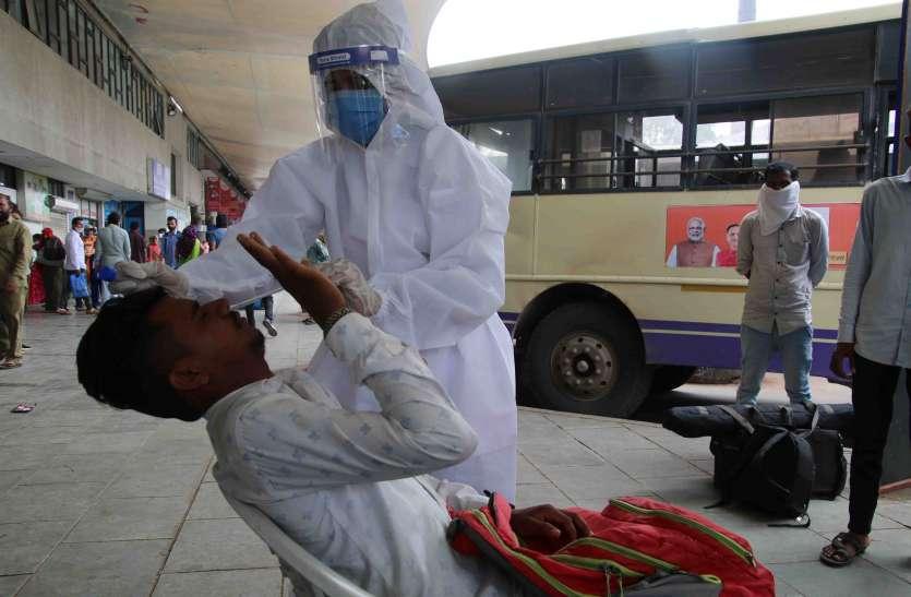 Gujarat:  गुजरात में कोरोना के 39 नए मरीज, कोई मौत नहीं