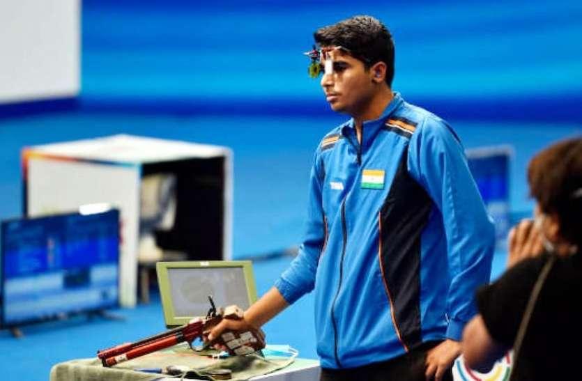 Tokyo Olympics: निशानेबाजी में यूपी के छोरे ने दिखाया कमाल, मेडल पक्का कर फाइनल में बनाई जगह