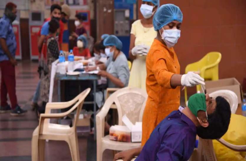 Coronavirus Update: कोरोना वायरस का कहर जारी: 24 घंटों में मिले 39,742 नए केस, 535 मरीजों की मौत