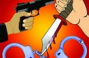 चरित्र पर संदेह को लेकर पत्नी की सिलबट्टा मारकर हत्या