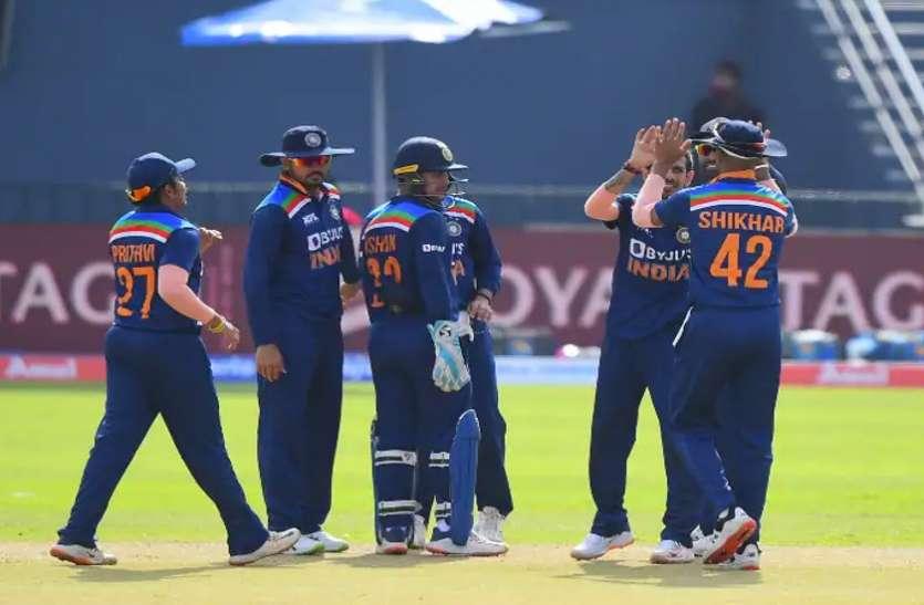 Ind vs SL Live Score: भारत ने श्रीलंका को 38 रनों से हराया, भुवनेश्वर ने चटकाए 4 विकेट