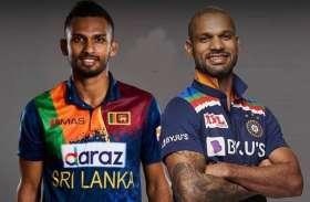 Ind vs SL Live Score: 10 ओवर में 2 विकेट के नुकसान का भारत का स्कोर 103 रन