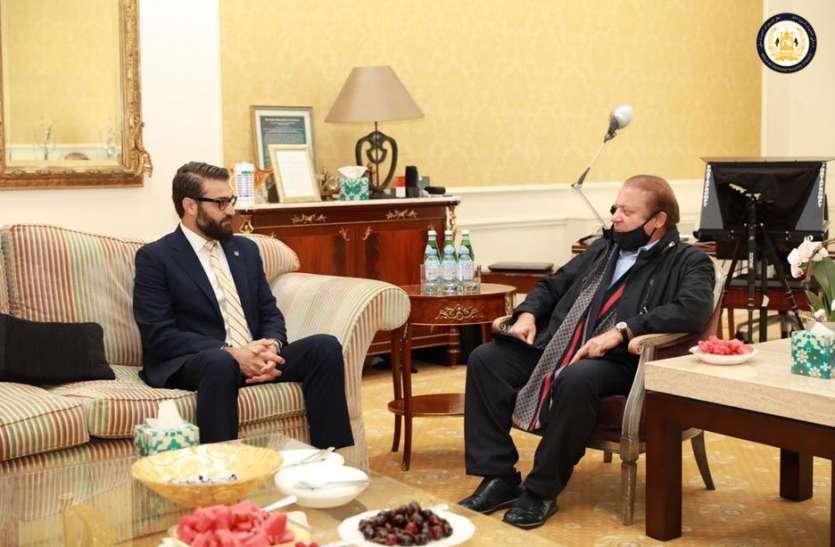 Nawaz Sharif Slammed For Meeting Afghan National Security Advisor
