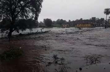 मौसम अपडेट: राजस्थान में यहां हुई मानसून की पहली जोरदार बरसात