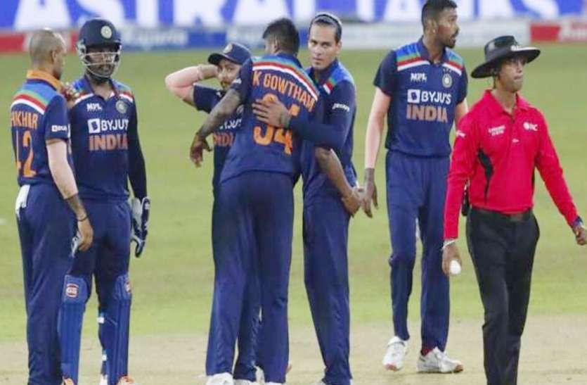 IND vs SL 1st T20I : श्रीलंका के खिलाफ डेब्यू कर सकते हैं ऋतुराज, देवदत्त और वरुण चक्रवर्ती