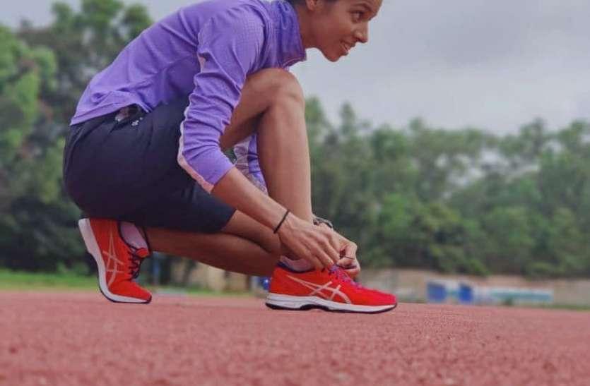 राजस्थान की बेटी 6 अगस्त को दिखाएगी ओलम्पिक में दम
