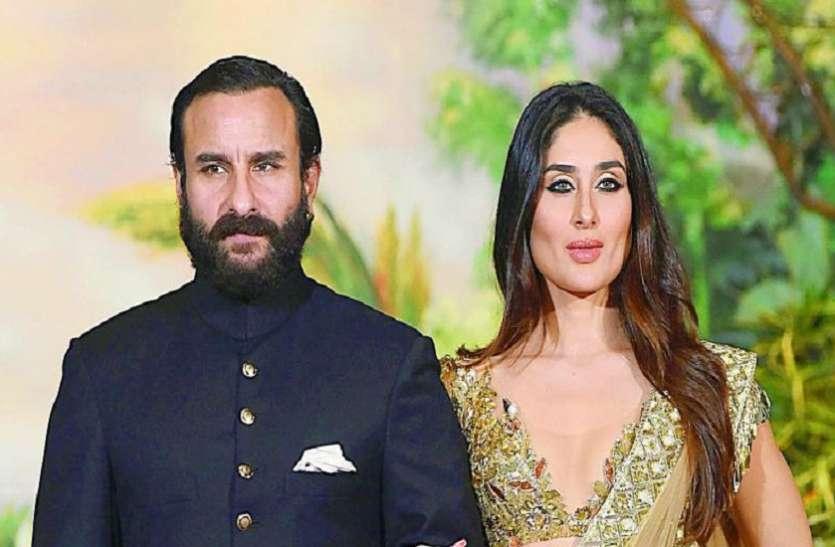 Saif Ali Khan feels very scared of Kareena Kapoor, said – if I did this, she would have killed me