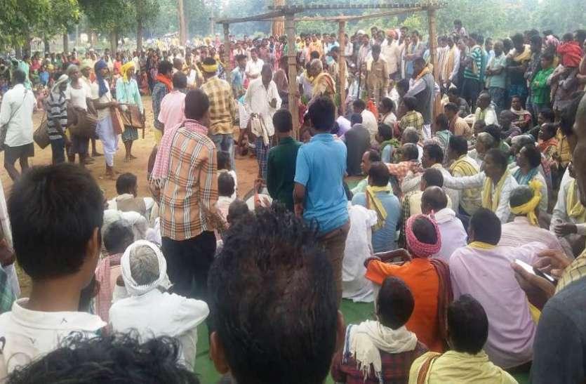 बारिश के लिए भीमा की हुई विशेष पूजा-अर्चना, 65 ग्रामों के हजारों लोग हुए शामिल