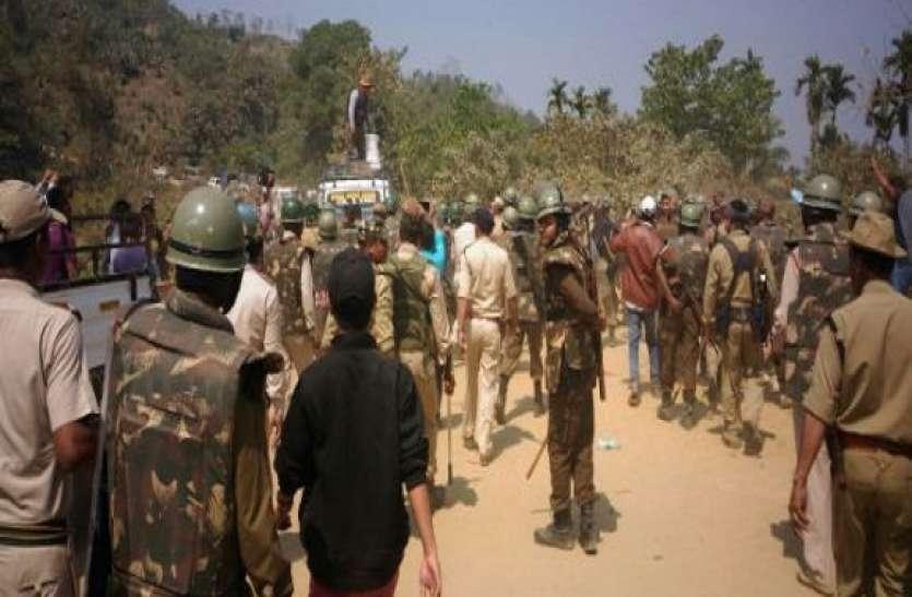 मिजोरम के साथ सीमा विवाद में असम के छह पुलिसकर्मियों की मौत, अमित शाह ने की दोनों राज्यों के सीएम से बात