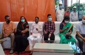 बाराबंकी जिला अस्पताल में शुरू हुआ ऑक्सीजन प्लांट, देखें वीडियो
