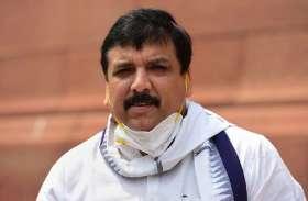 आप सांसद संजय सिंह ने मायावती को बताया बीजेपी को टीम B, देखें वीडियो