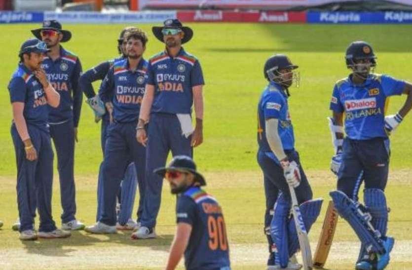 भारत vs श्रीलंका सीरीज में कोरोना पॉजिटिव हो चुके हैं ये खिलाड़ी और सदस्य, जानें पूरी लिस्ट