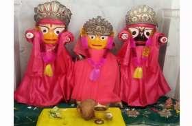 जगन्नाथ मंदिर की 163 साल पुरानी पांच मुकुट चोरी, महंत के खिलाफ मामला दर्ज