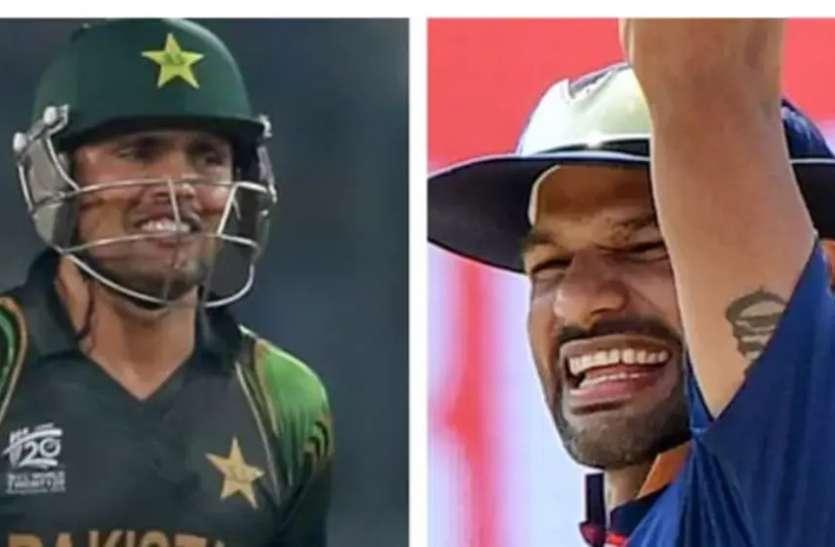 IND vs SL: पाकिस्तान के पूर्व विकेटकीपर ने कहा, धवन में दिखती हैं धोनी की झलक!