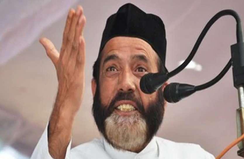 जनसंख्या नियंत्रण कानून हिंदुओं के खिलाफ, मौलाना तौकीर रजा के बयान से सभी चौंके