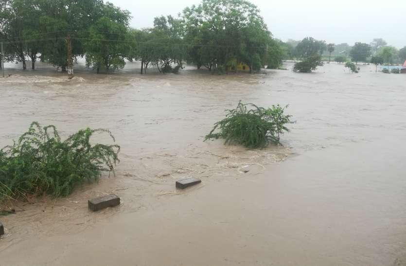 मौसम अपडेट: राजस्थान में जारी रहेगा भारी बारिश का दौर