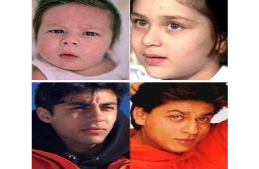 From Kareena-Taimur to Shahrukh-Aryan, these star kids are carbon copies of their parents