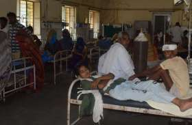 जमीन विवाद में लाठी-भाटा जंग, 15 जने घायल