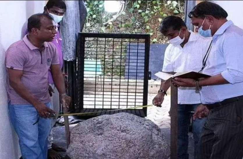 World Biggest Star Sapphire found in backyard at Sri Lanka ratnapura Worth Rs 700 crore