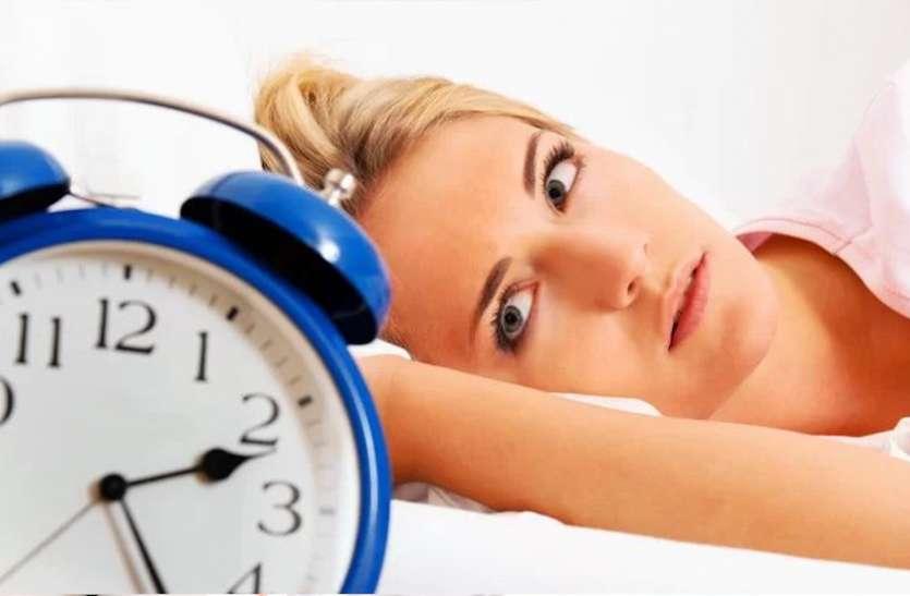Health Tips: कम नींद का आने से हो सकता है मधुमेह का खतरा, बढ़ सकता है वजन