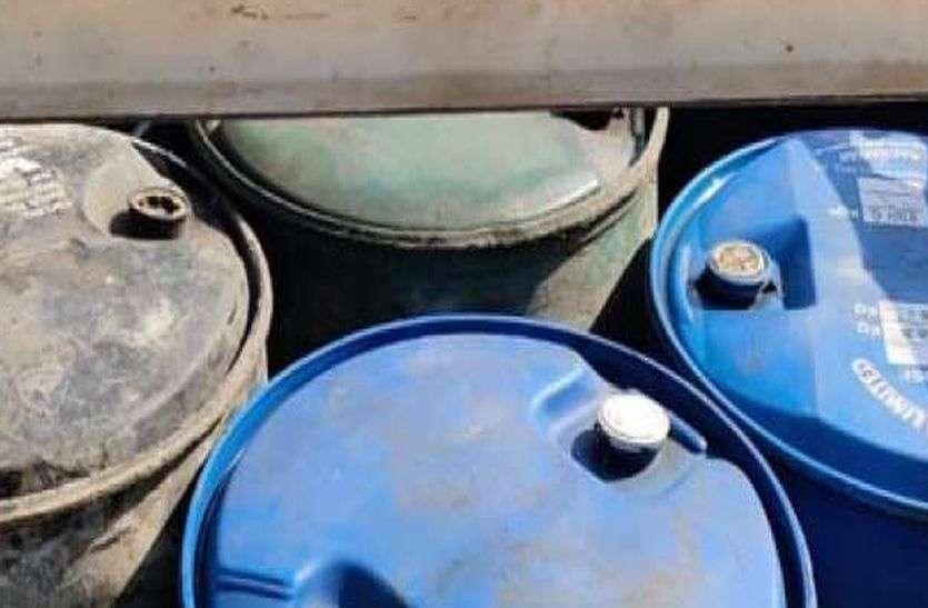 एसओजी ने शुरू की अवैध डीजल विवाद की जांच, संदेह में पुलिस