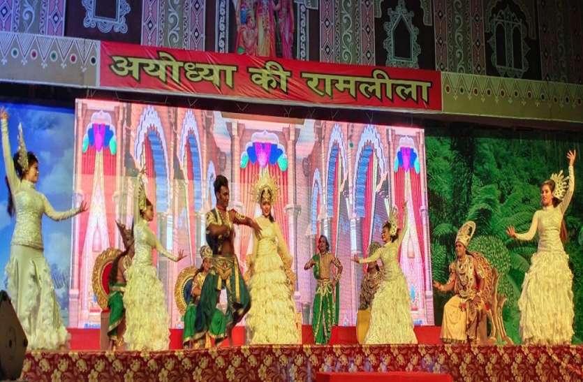 Ayodhya : फिल्मी सितारों की रामलीला में दिखेंगे अयोध्या के राम
