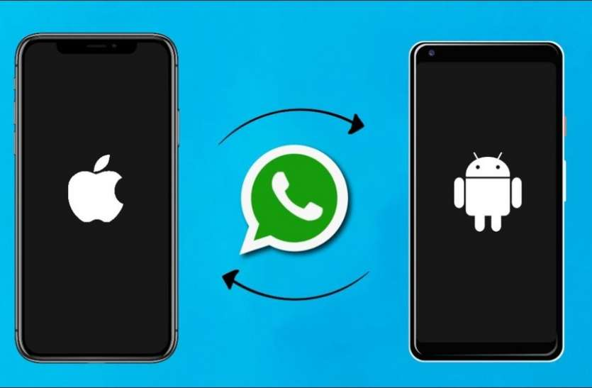 Google data restore tool may allow whatsapp chat from ios to android