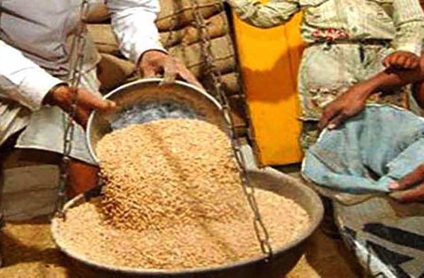 सरकारी चावल की कालाबाजारी, अफसरों की मिलीभगत से चल रहा ये खेल