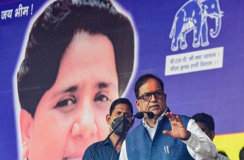 अयोध्या के बाद अब मथुरा में बसपा का प्रबुद्ध वर्ग सम्मेलन, जानें- 15 दिनों का शेड्यूल