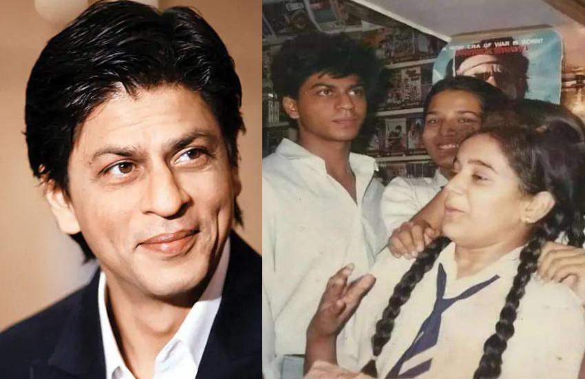 शाहरुख खान की स्कूल डेज की फोटो वायरल, लोग बोले-स्कूली बच्चा मुंबई जीतने का सपना देख रहा