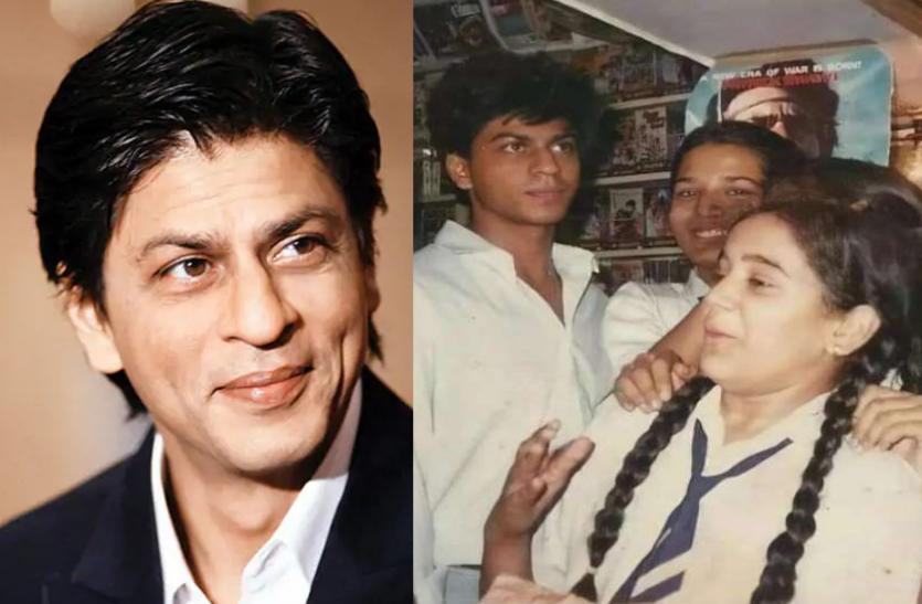 Shahrukh Khan School Days Photo Goes Viral On Social Media