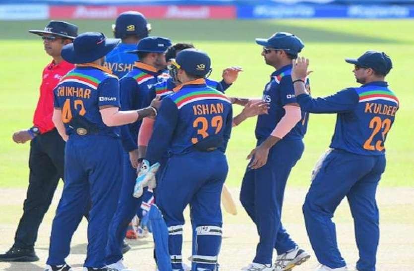 IND vs SL 2nd T20I : श्रीलंका ने भारत को दूसरे वनडे में 4 विकेट से हराया