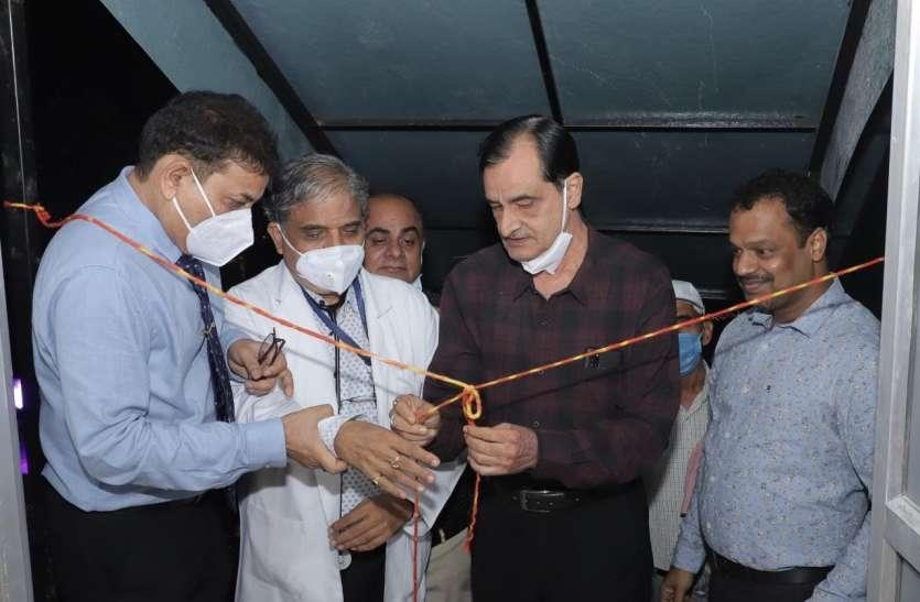 मेडिकल कॉलेज प्राचार्य ने की आईएमए कार्यों की सराहना