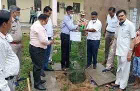 परिवहन विभाग ने शुरू किया 'मेरा पेड़, मेरी जिम्मेदारी' अभियान