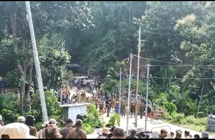 Assam Mizoram Border Dispute: मिजोरम सरकार ने केंद्र को लिखा पत्र, हस्तक्षेप करने लिए की अपील