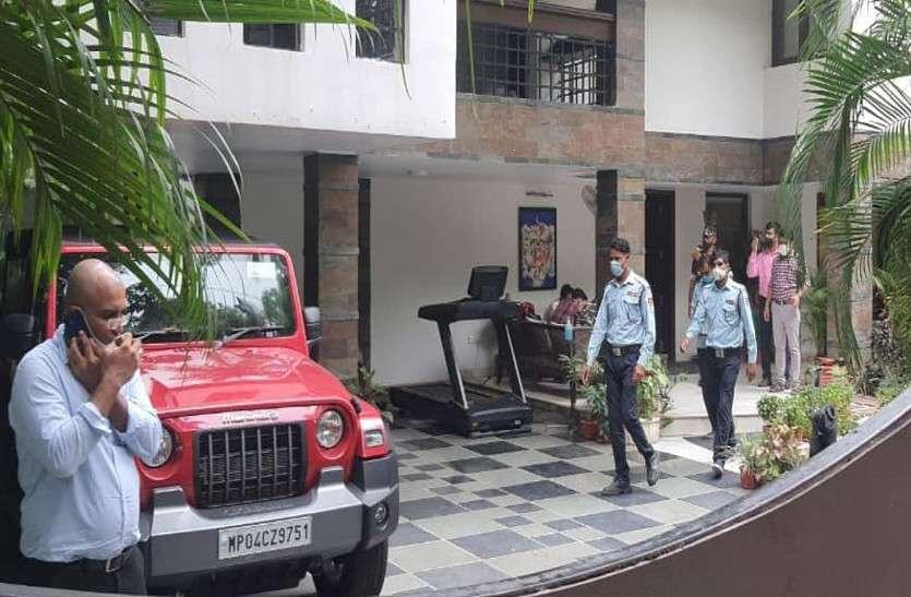 Bhaskar Group Income Tax Raid जीएसटी विंग ने खोली भास्कर समूह की टैक्स रिटर्न की फाइलें