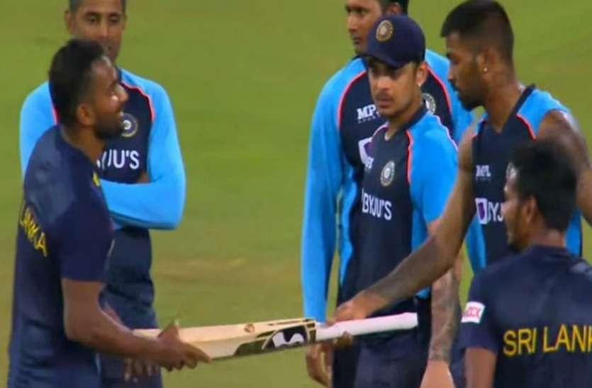 IND vs SL: हार्दिक पांड्या के बल्ले से करुणारत्ने ने श्रीलंका को जीताया मैच