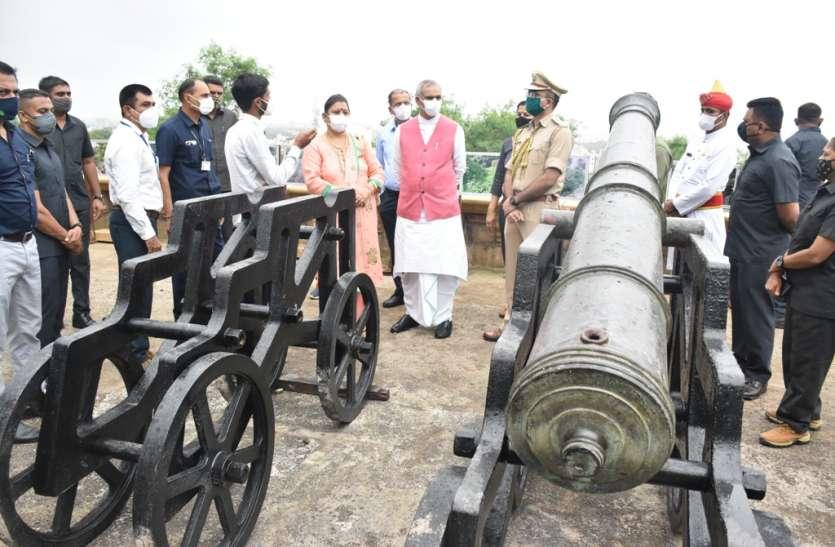 Gujarat: राज्यपाल ने कहा, ऐतिहासिक धरोहरों का संरक्षण आने वाली पीढिय़ों के लिए प्रेरणा
