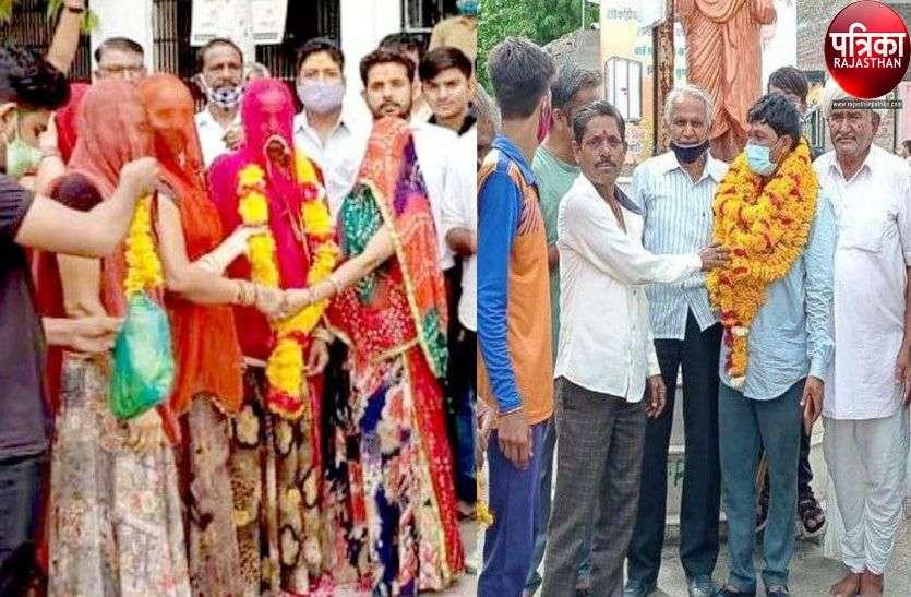 नगरपालिका उप चुनाव : सुमेरपुर में निर्दलीय तो सादड़ी में भाजपा की जीत