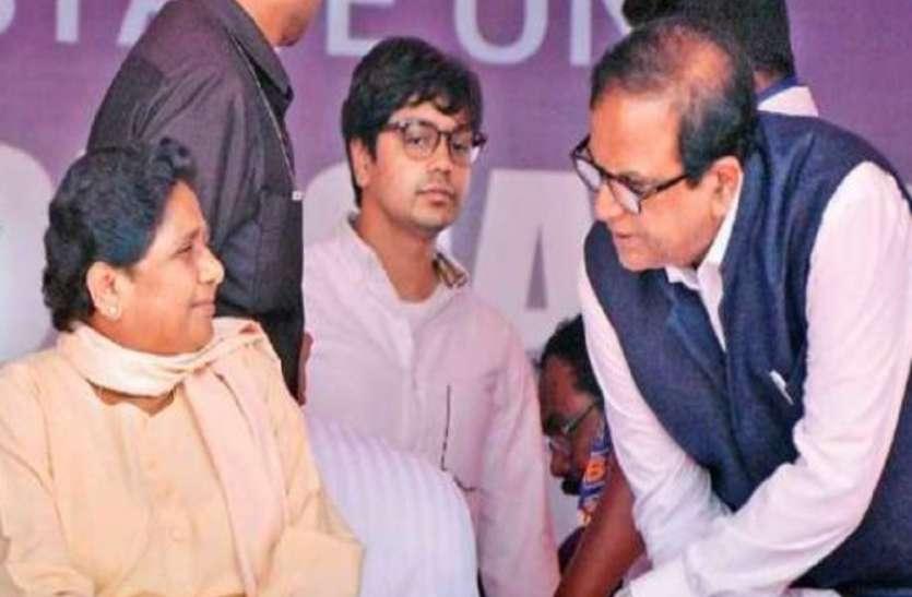 भाजपा को विधानसभा चुनाव 2022 में जनता सिखाएगी सबक : सतीश चंद्र मिश्रा